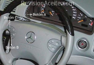 Cuadro-Mercedes-Benz-E-W210-con-mandos